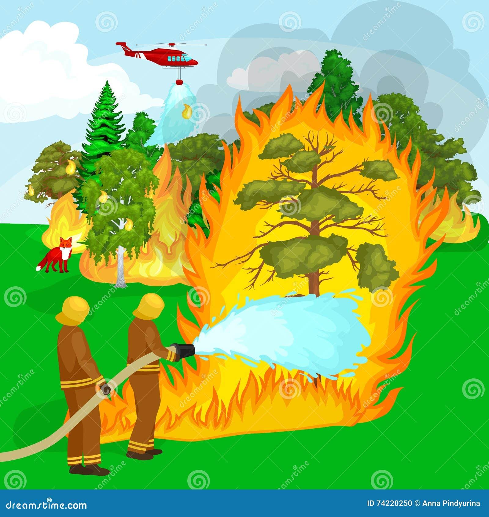 Sapadores-bombeiros no vestuário de proteção e no capacete