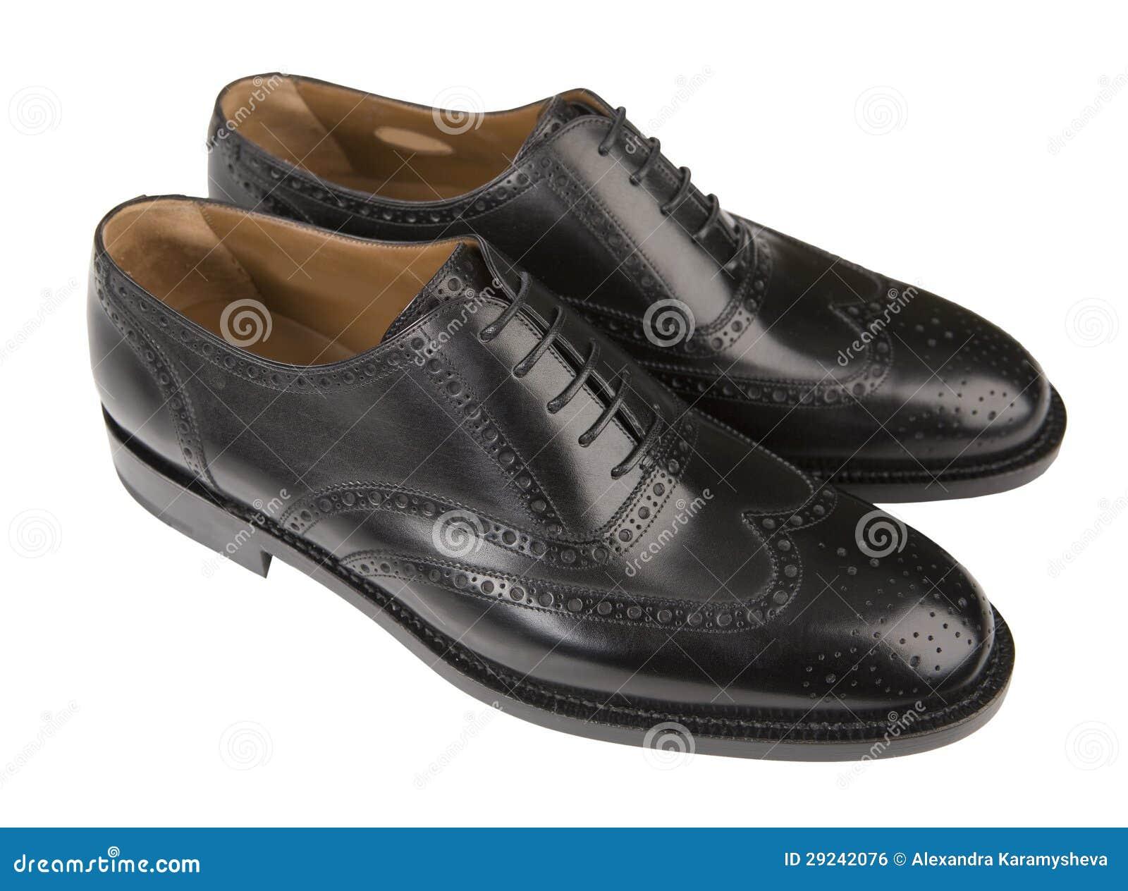 Download Sapatas masculinas foto de stock. Imagem de carregadores - 29242076
