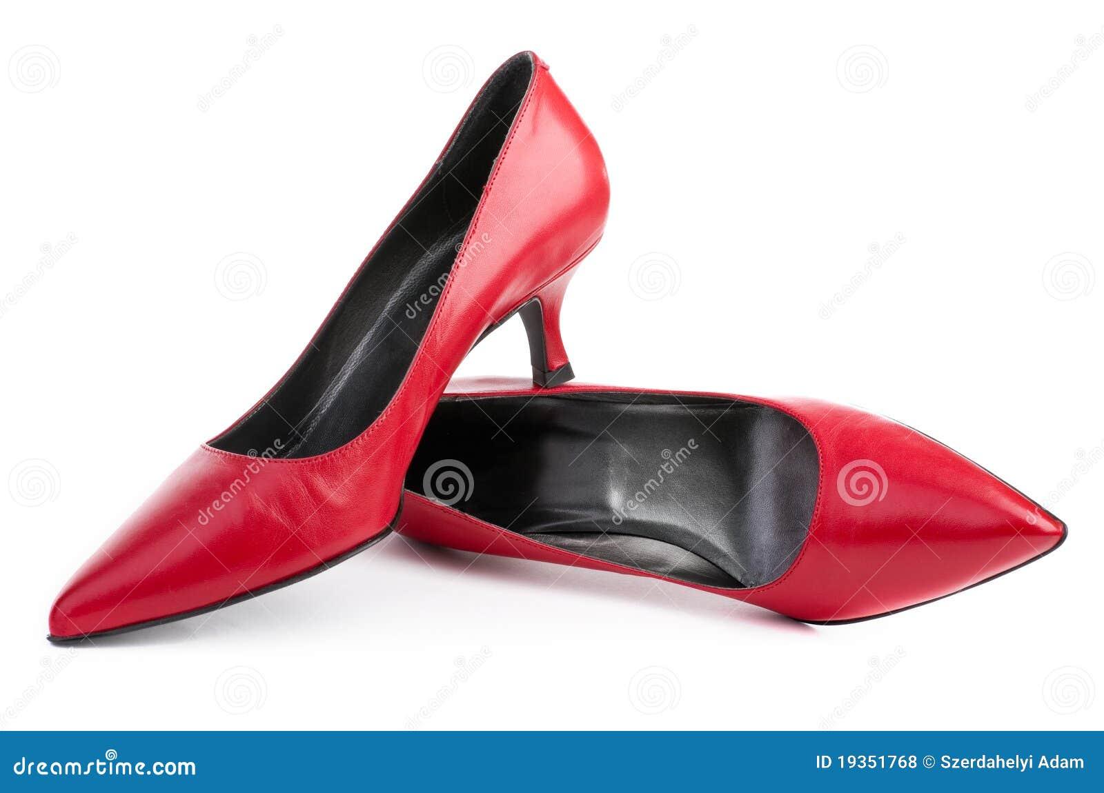Sapatas vermelhas