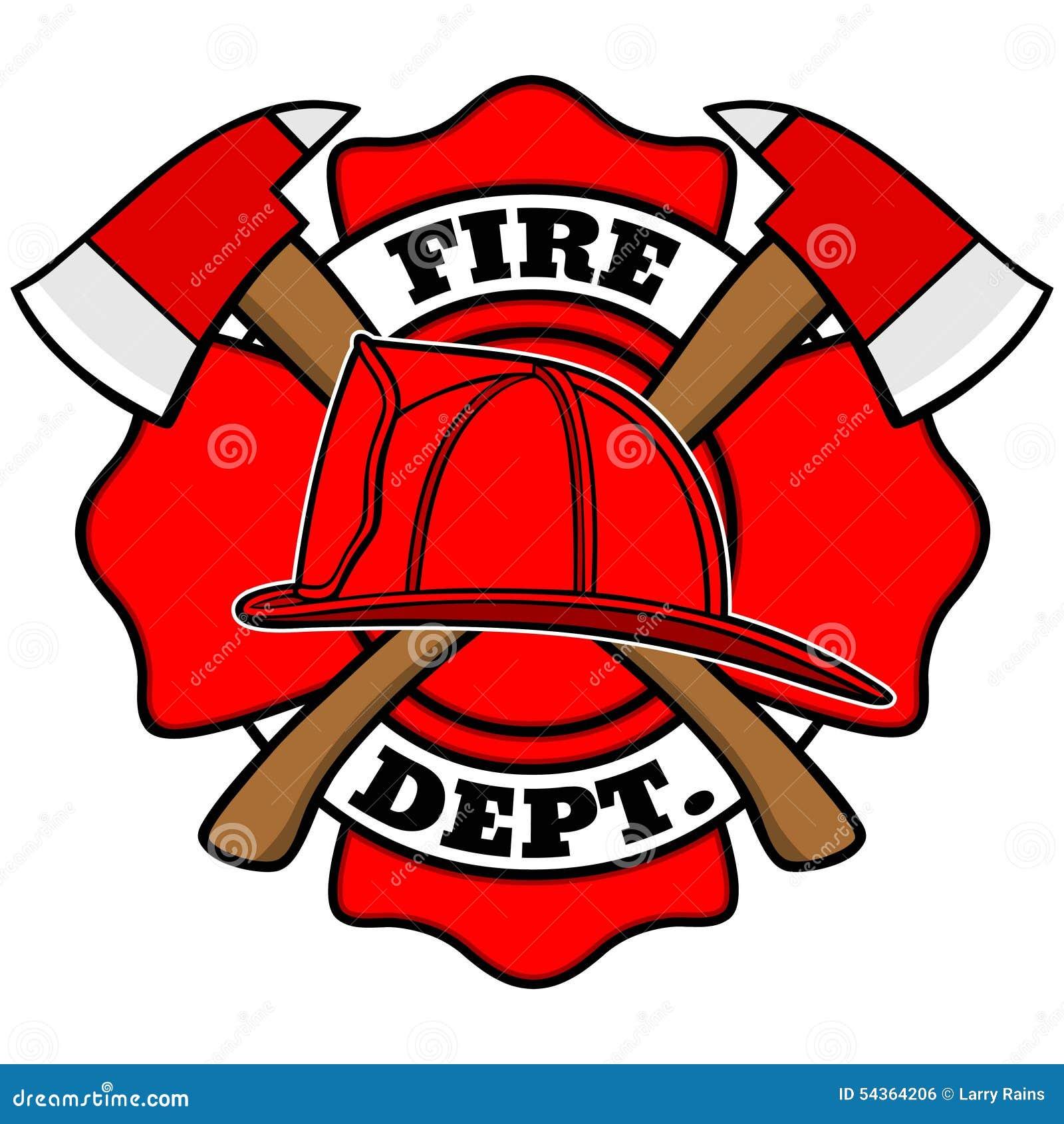 Sapeur-pompier Badge