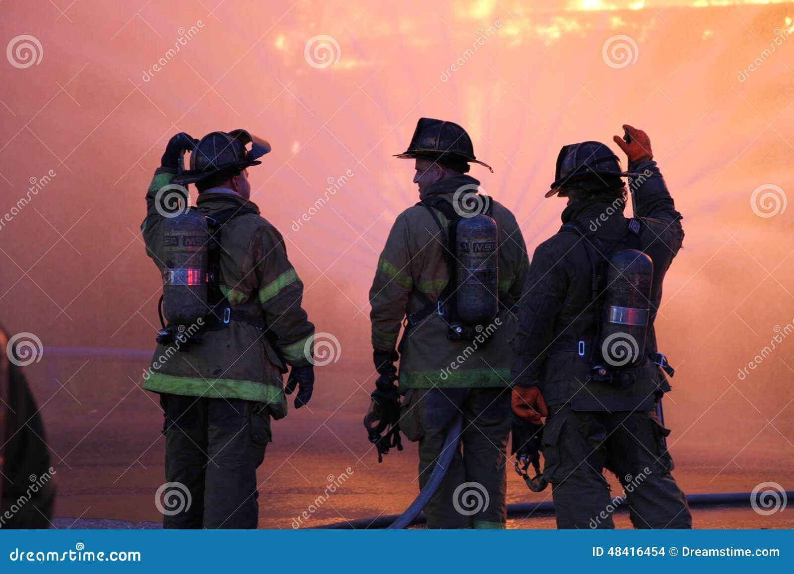 Sapeurs-pompiers de Detroit
