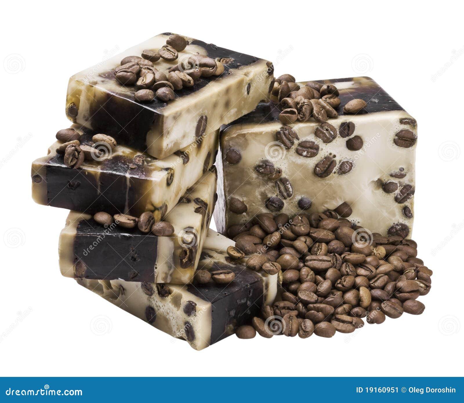 Sapone handmade del caffè