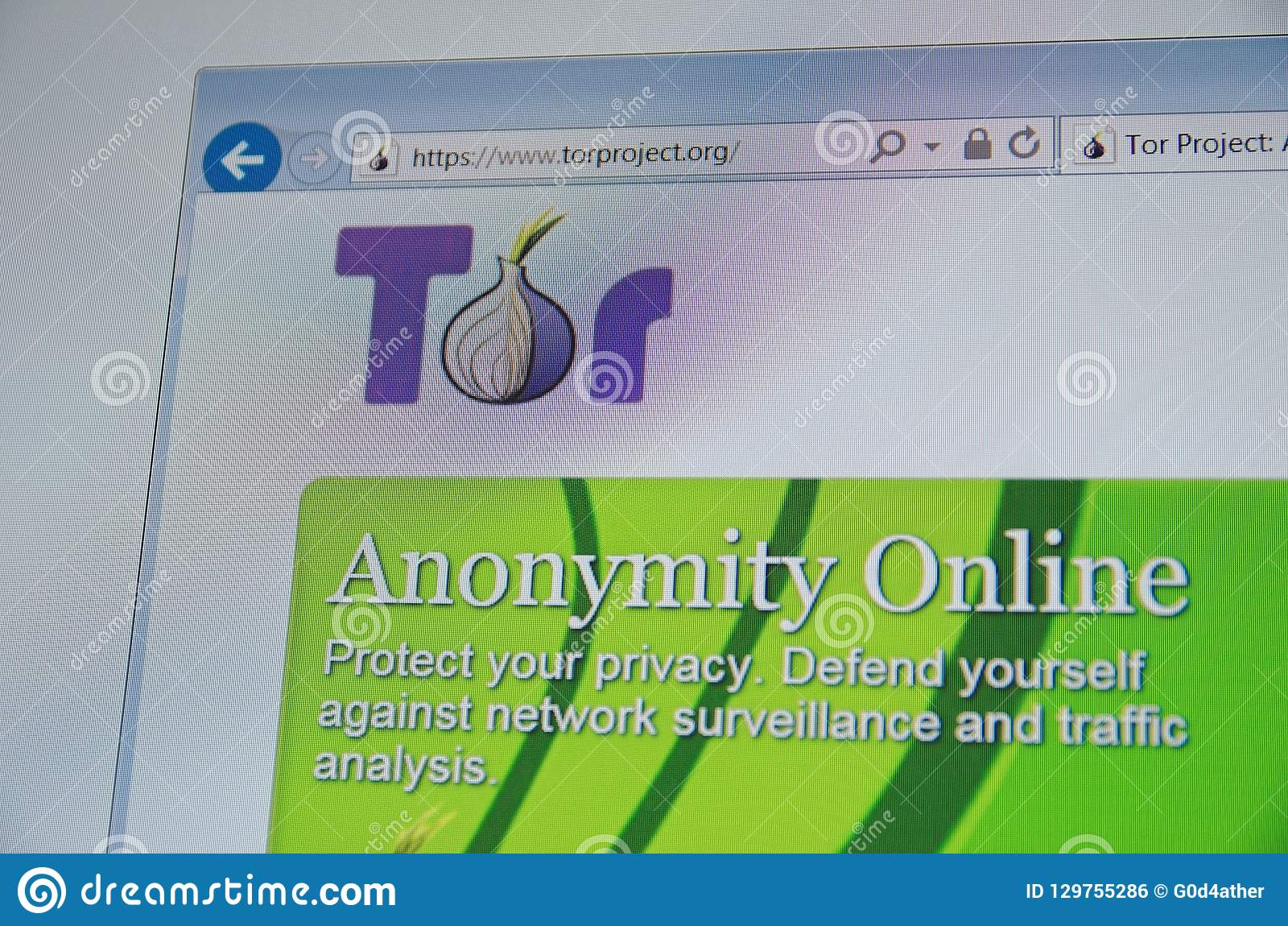 Tor Browser editorial photo  Image of communication - 129755286