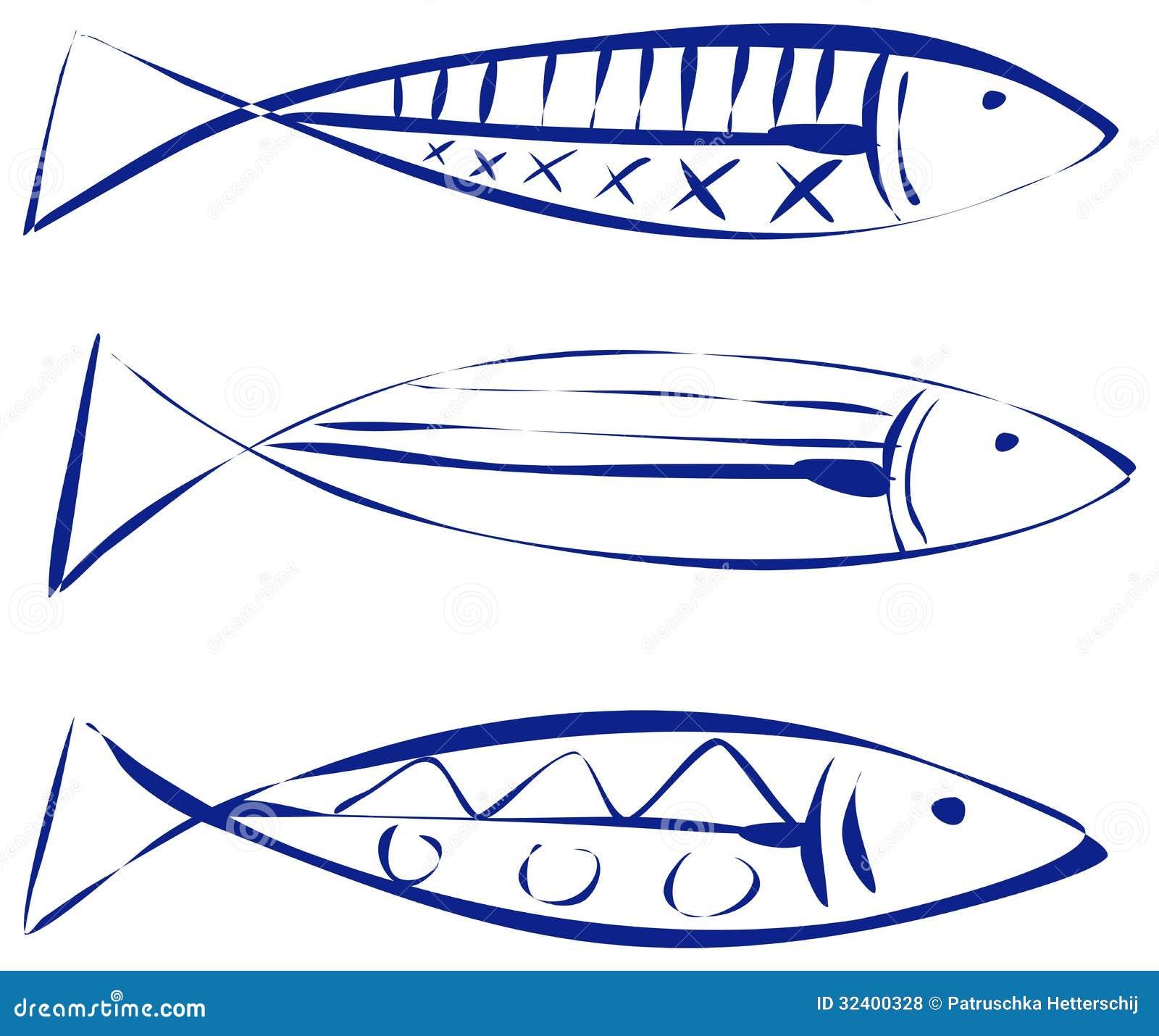Best Kitchen Illustrations Royalty Free Vector Graphics: Sardines Stock Vector. Illustration Of Nutrition, Italian