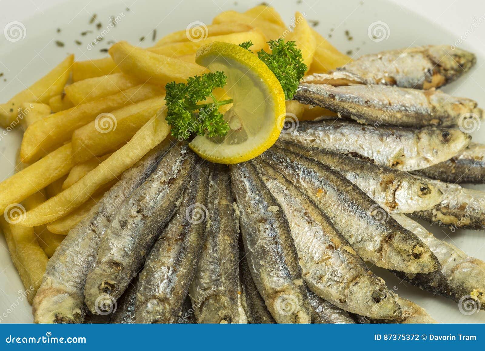 Sardines d un plat