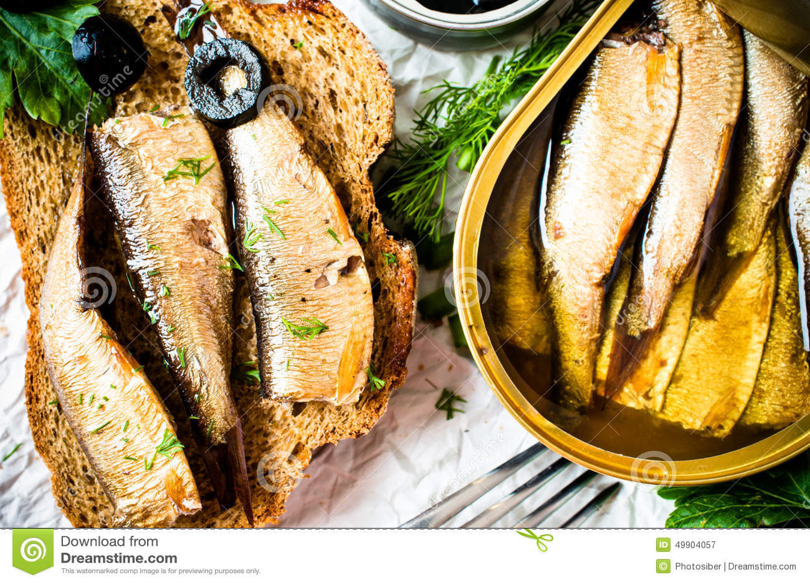 Sardines, esprots