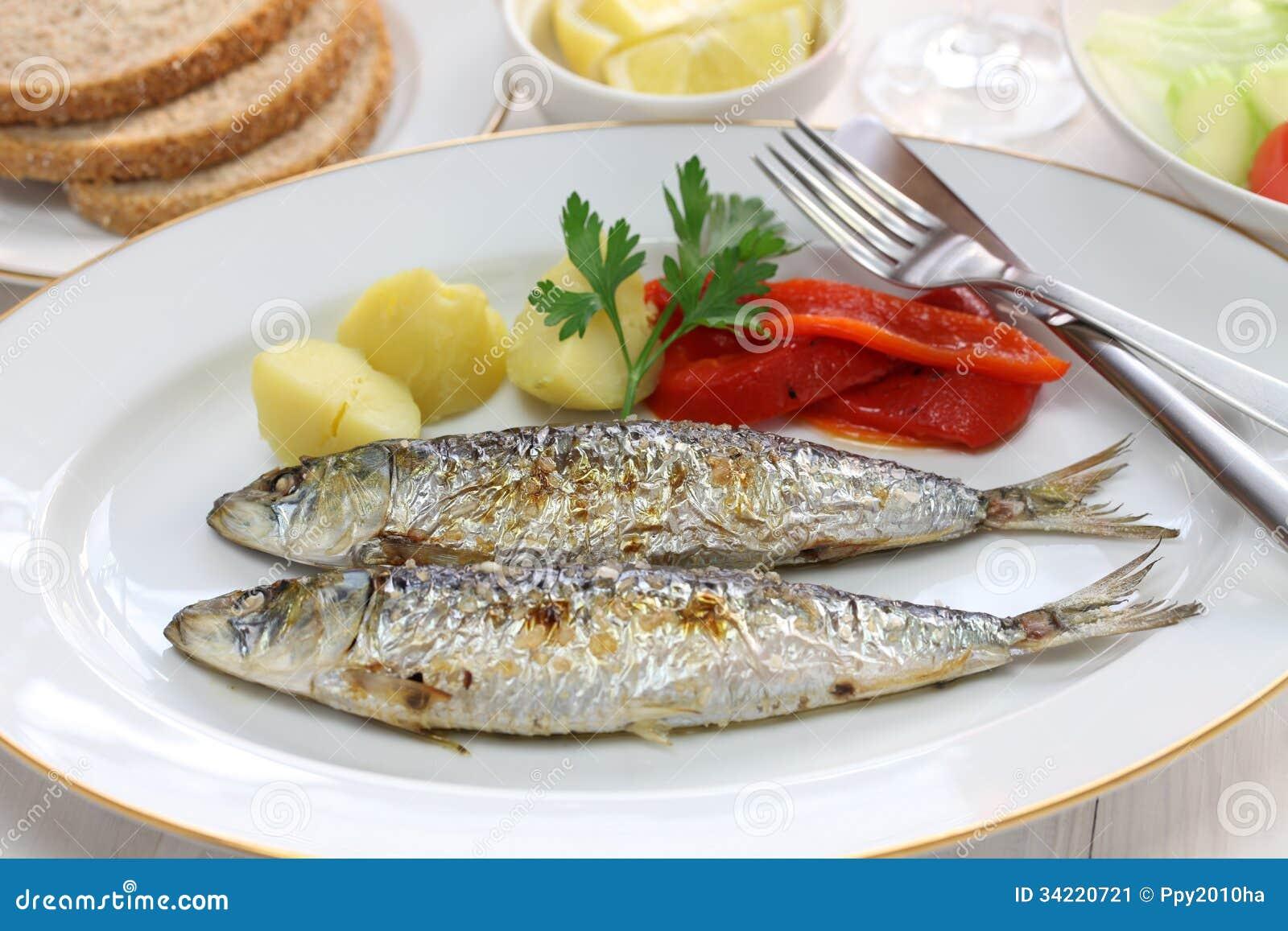 Healthy Portuguese Food