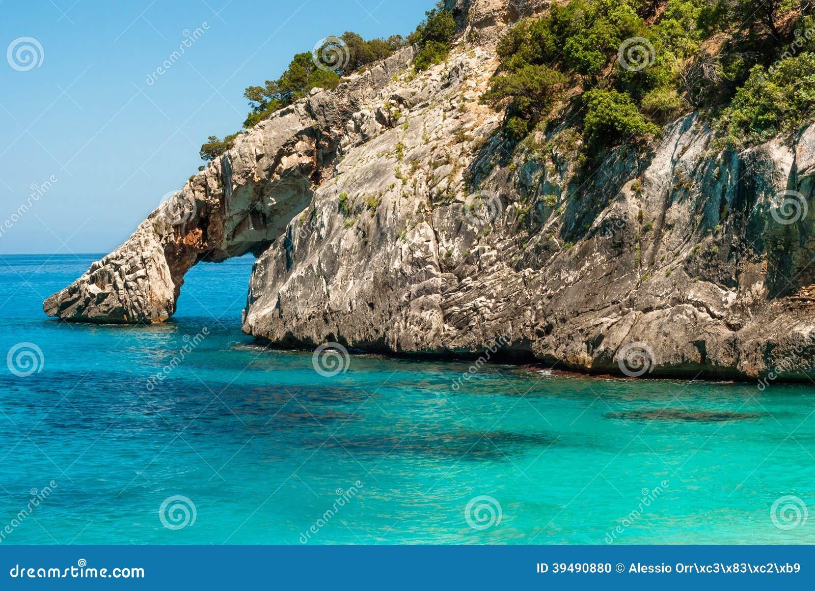 Sardinia, Cala Goloritzè