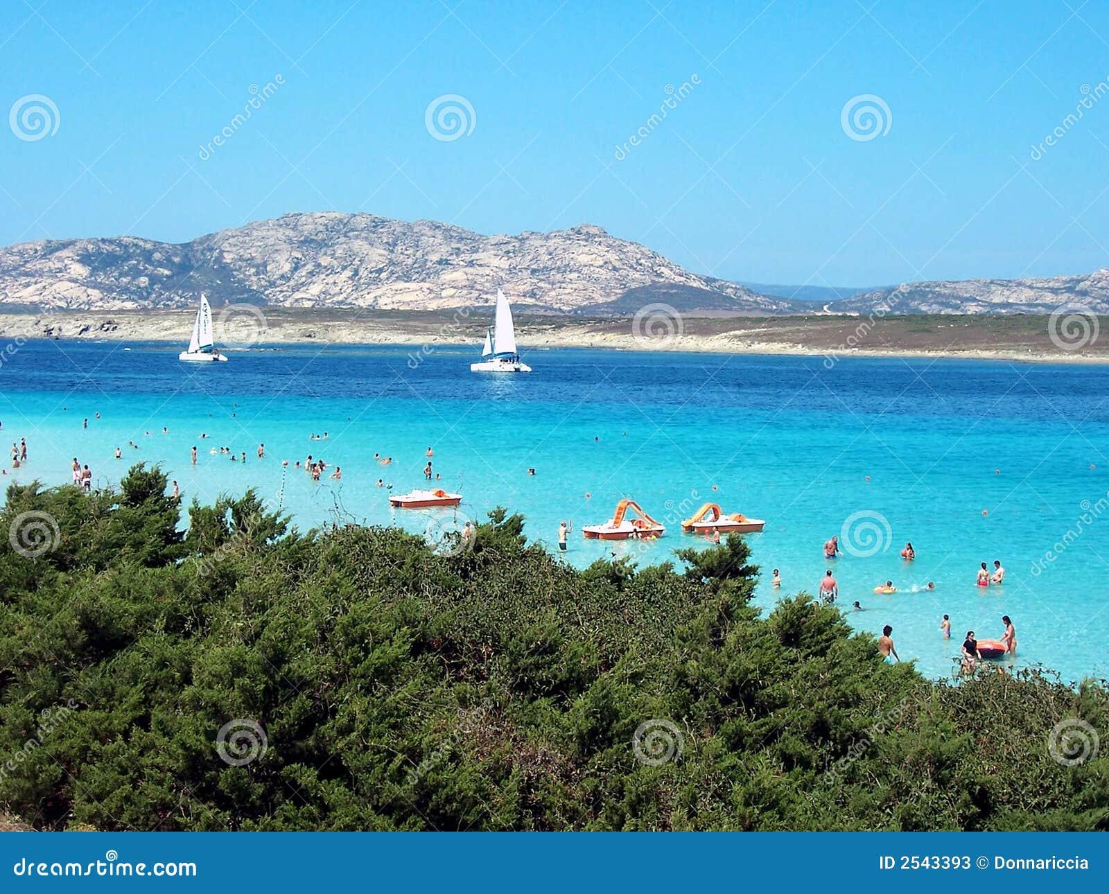 Sardinia hav