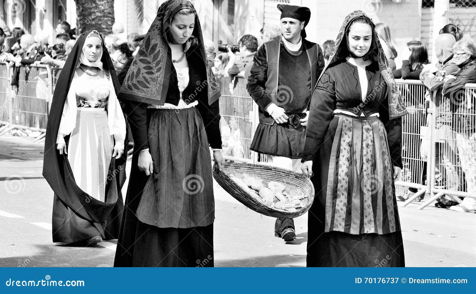 Sardinian tradition