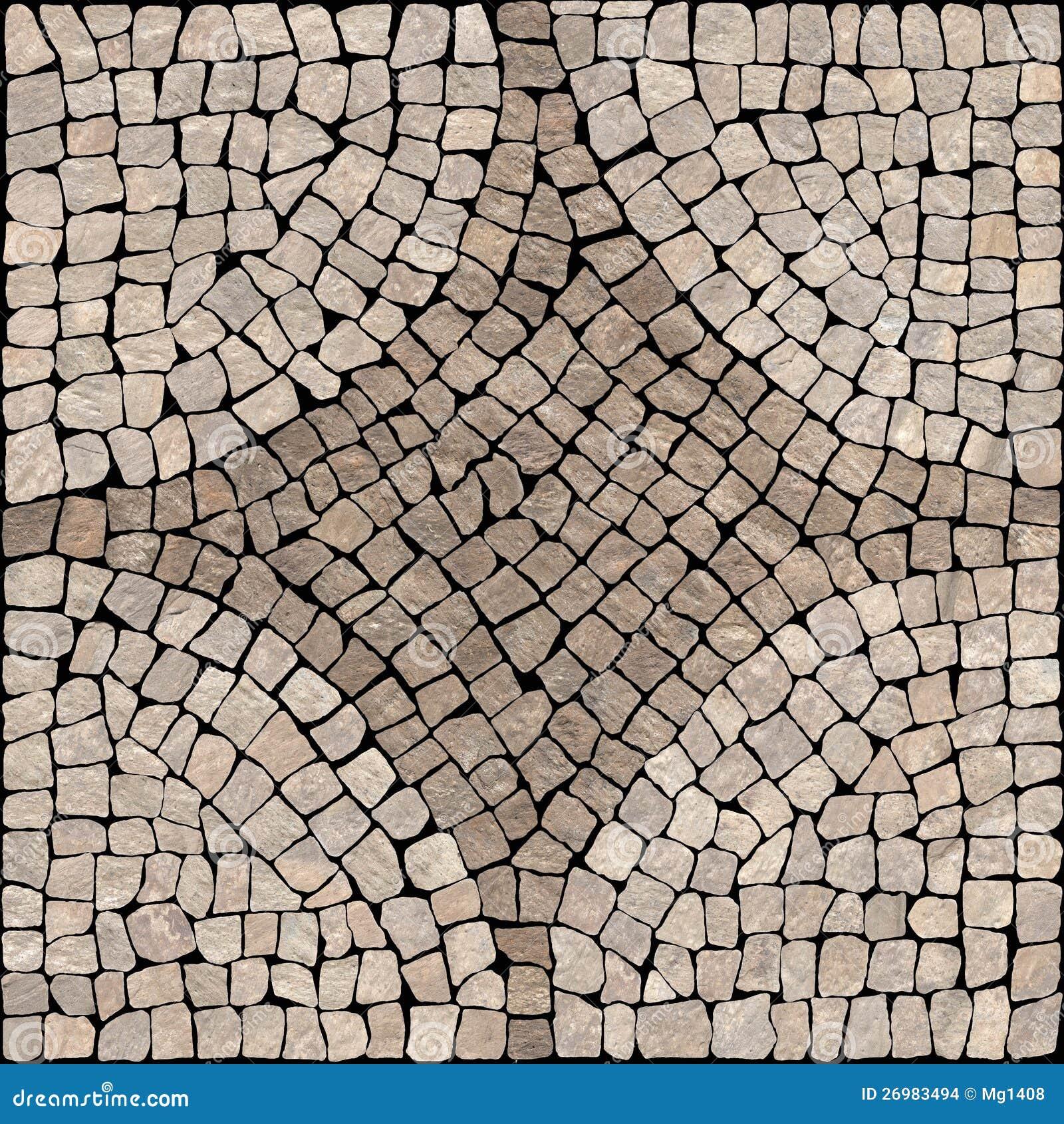 Sardis Stone Mosaic Texture Stock Images Image 26983494