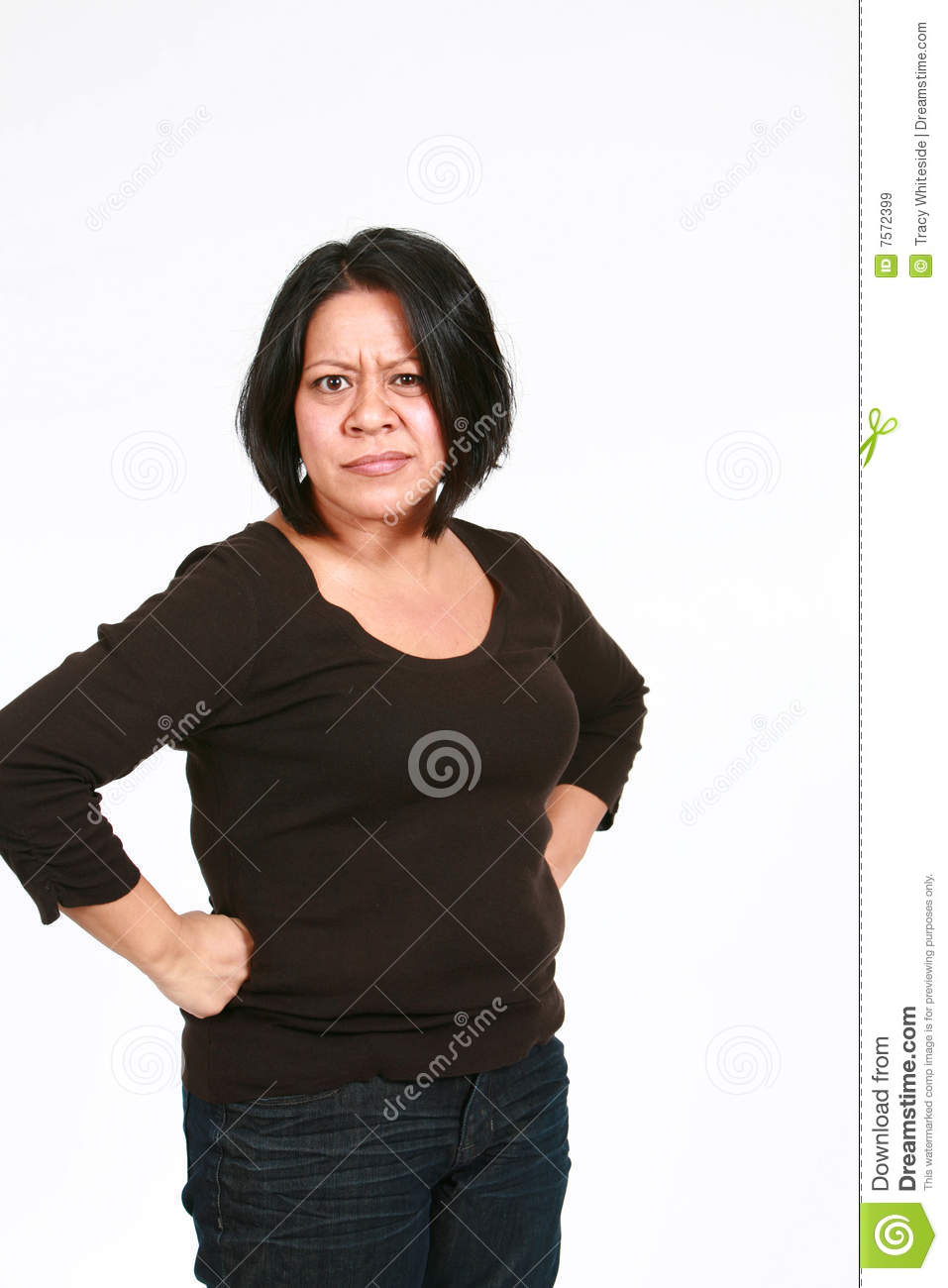 More similar stock images of   Sassy latina woman  Sassy White Woman