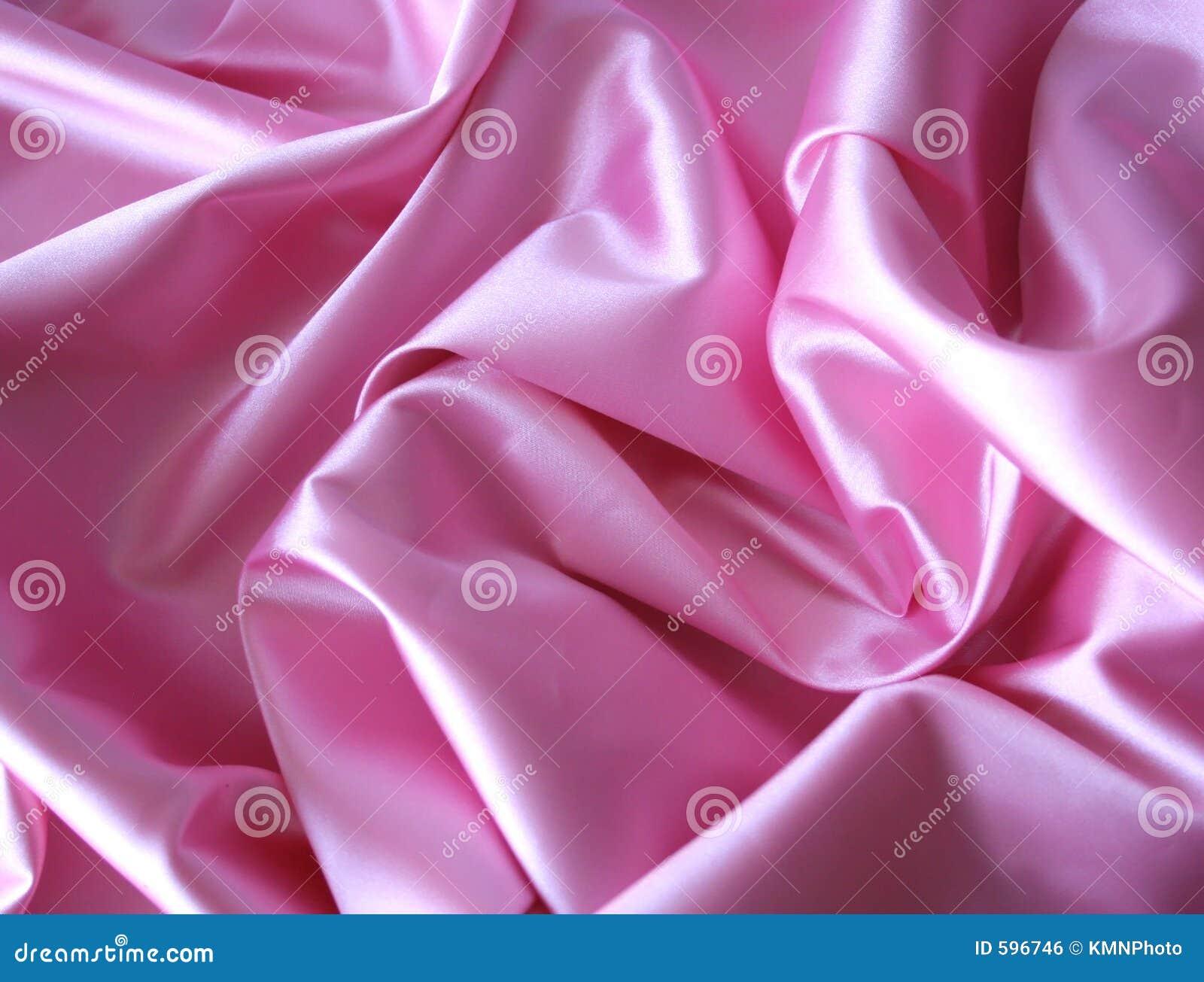 Satén rosado