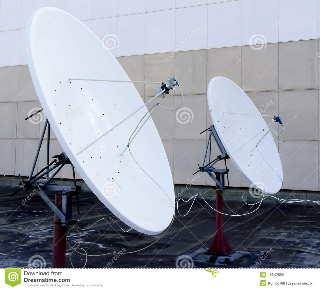 Sat antenna royalty free stock images image 16842869 - Antenne tv surf ...
