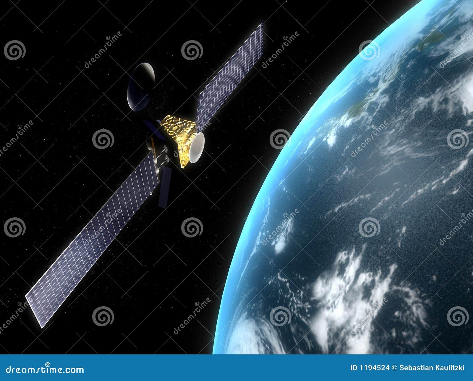 Satelliet