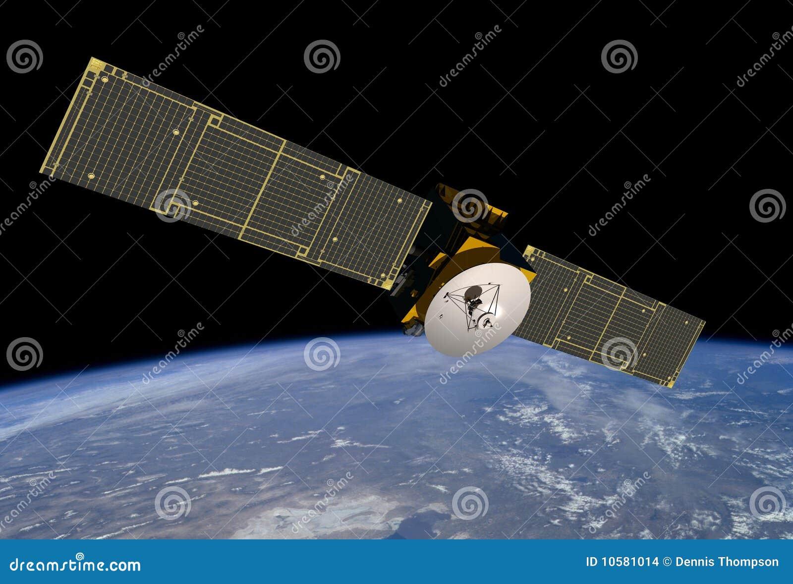 Satellit för kommersiell kommunikation