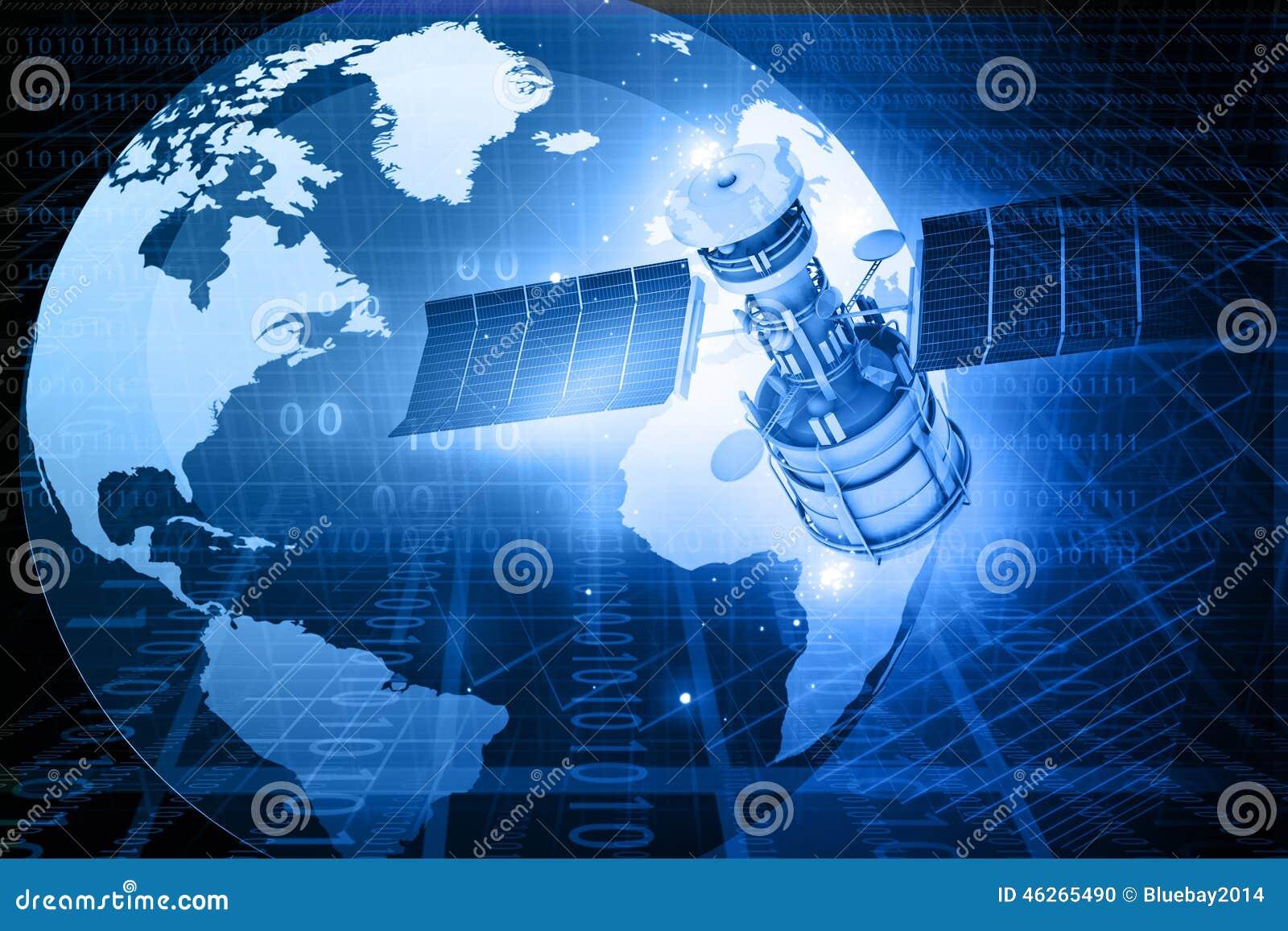 project on satellite communication pdf