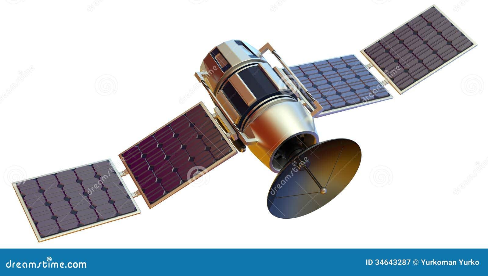 Satellite Royalty Free Stock Photography Image 34643287