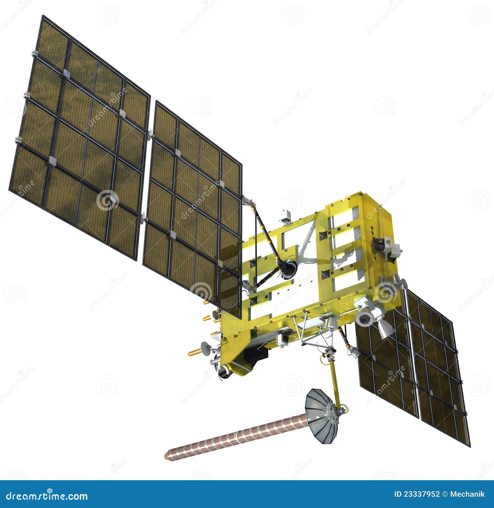 Satellite di percorso moderno