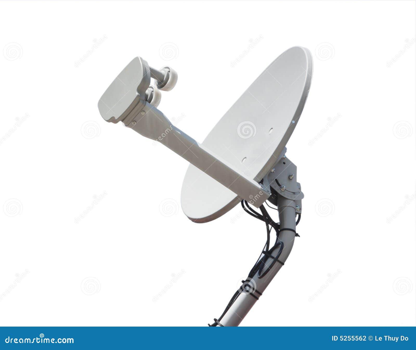 Satellite Dish Stock Photography Image 5255562