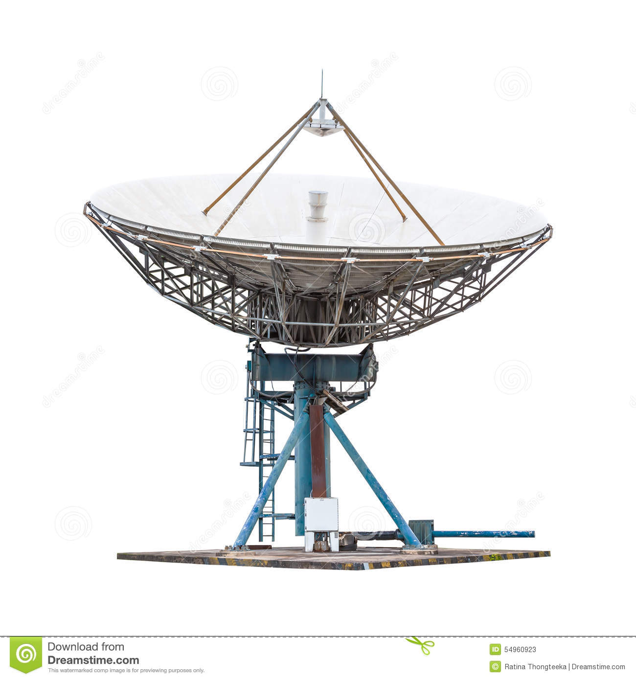 satellite dish antenna for television on house roof stock. Black Bedroom Furniture Sets. Home Design Ideas