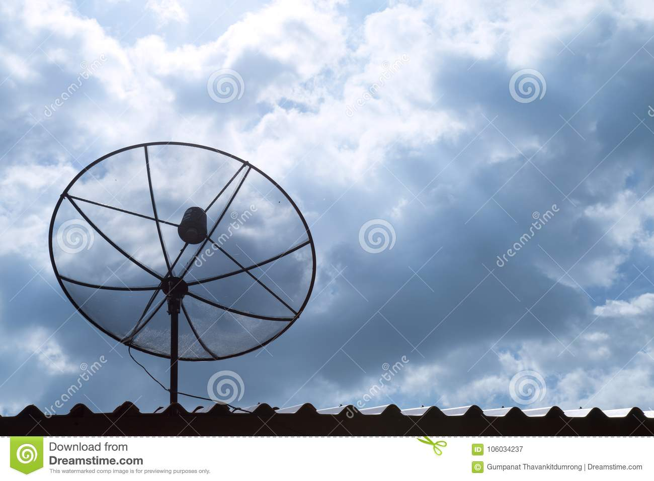 Technologies used for the satellite communication