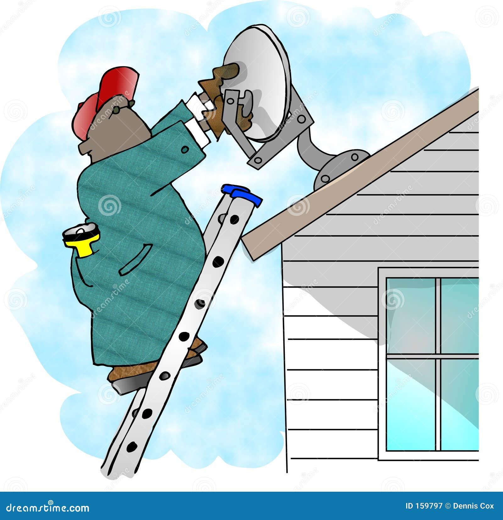 Satellite Dish Technician ad agency account executive cover letter – Satellite Dish Technician