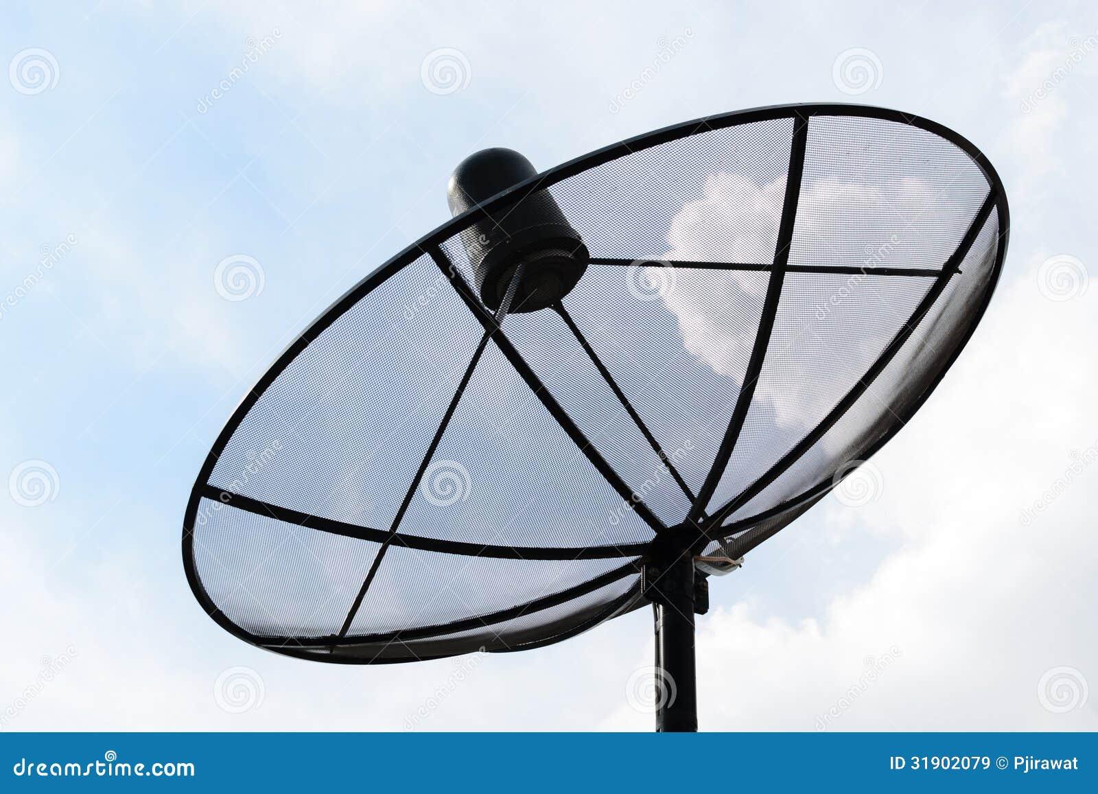 Satellite Dish Royalty Free Stock Images - Image: 31902079