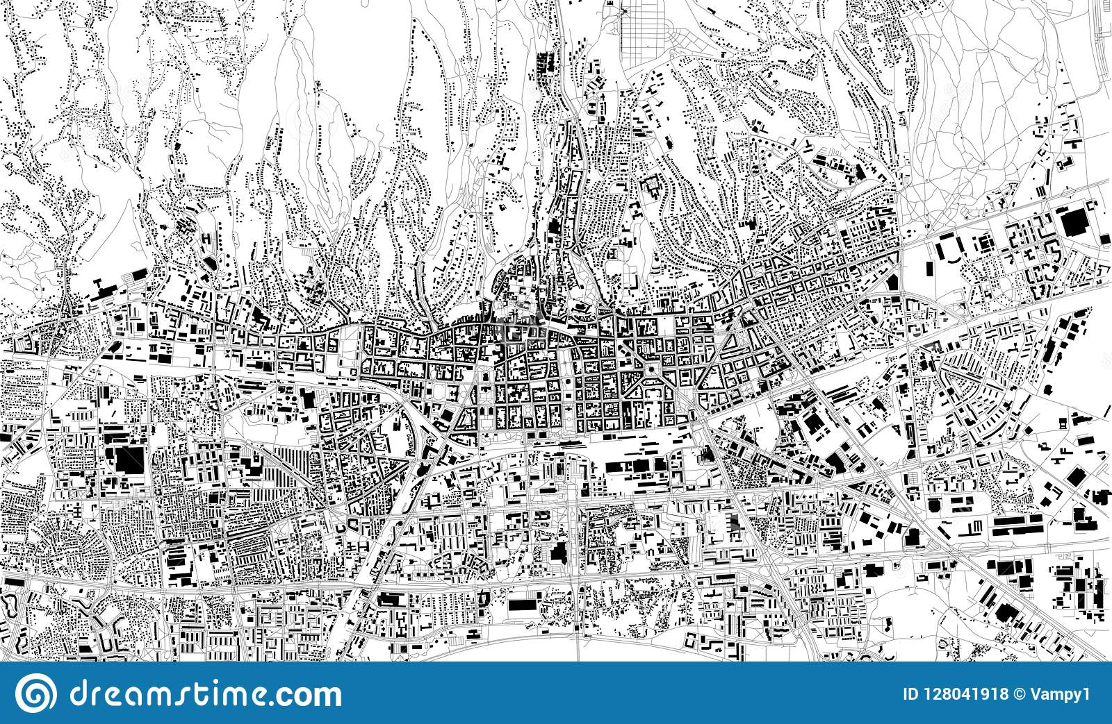 Satellite Map Of Zagreb, Croatia, Capital, City Streets Stock Vector on rijeka city map, opatija city map, prizren city map, vukovar city map, treviso city map, cotonou city map, belgrade city map, film city map, geneva city map, zug city map, serbia city map, goteborg city map, perth city map, pretend city map, cluj city map, santiago city map, pula city map, alicante city map, port of spain city map, marbella city map,