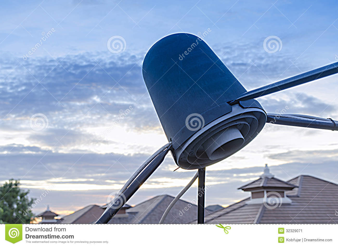satellite signal wave receiver dish for television 109 stock image image 32329071. Black Bedroom Furniture Sets. Home Design Ideas