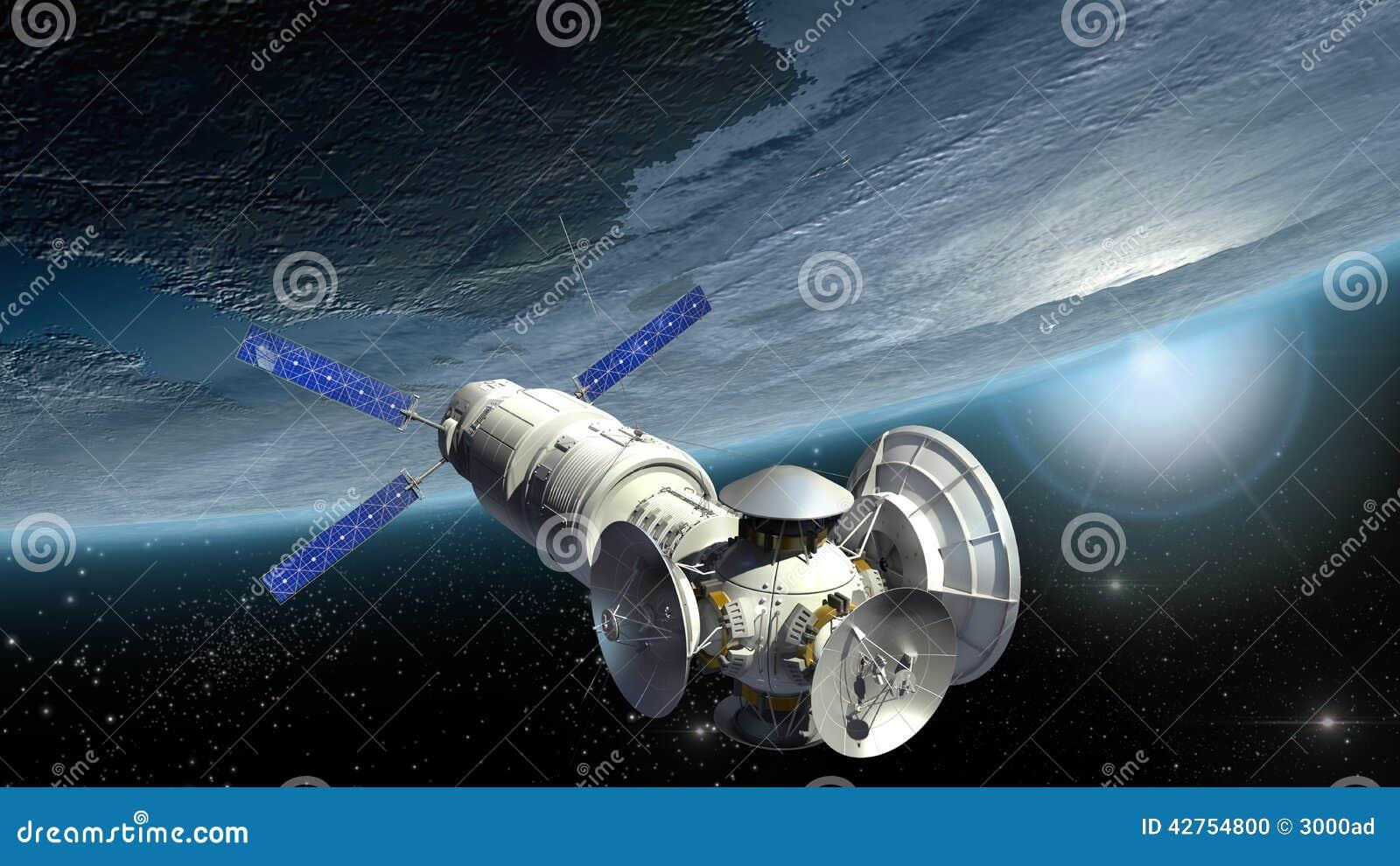 satellite sci fi nasa - photo #16