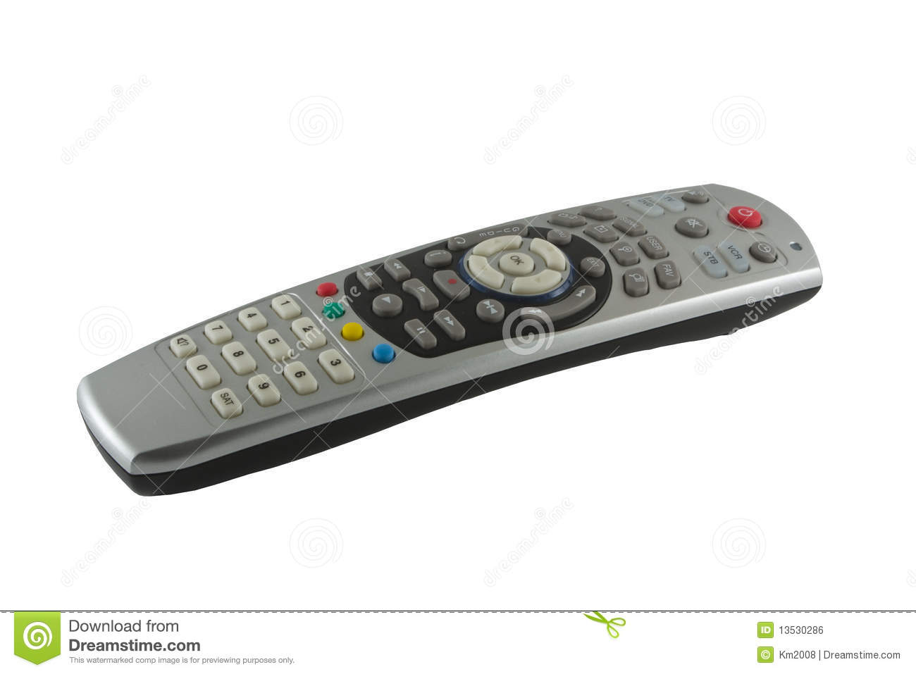 Satellite TV Remote control