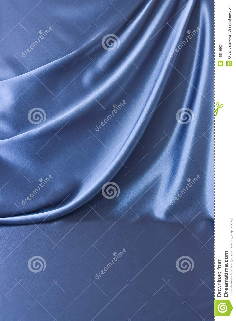 Satin background; place for your object