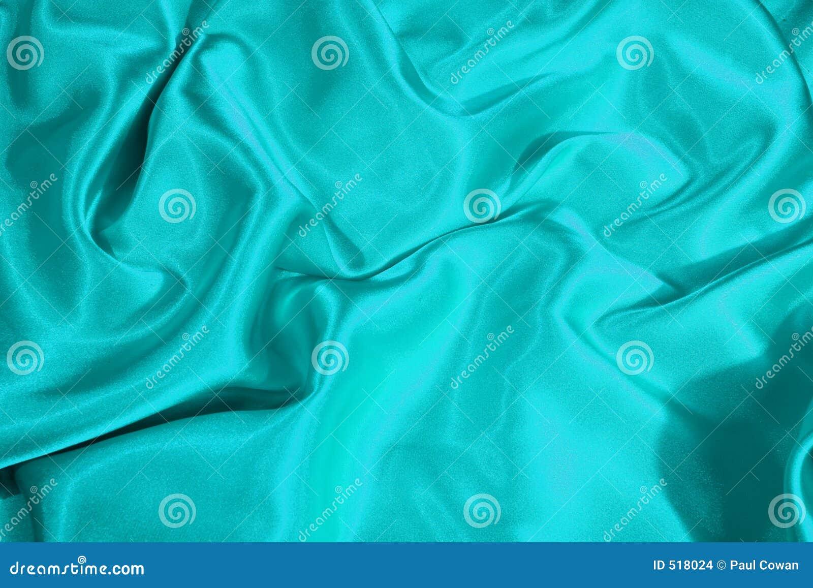 Satin de turquoise