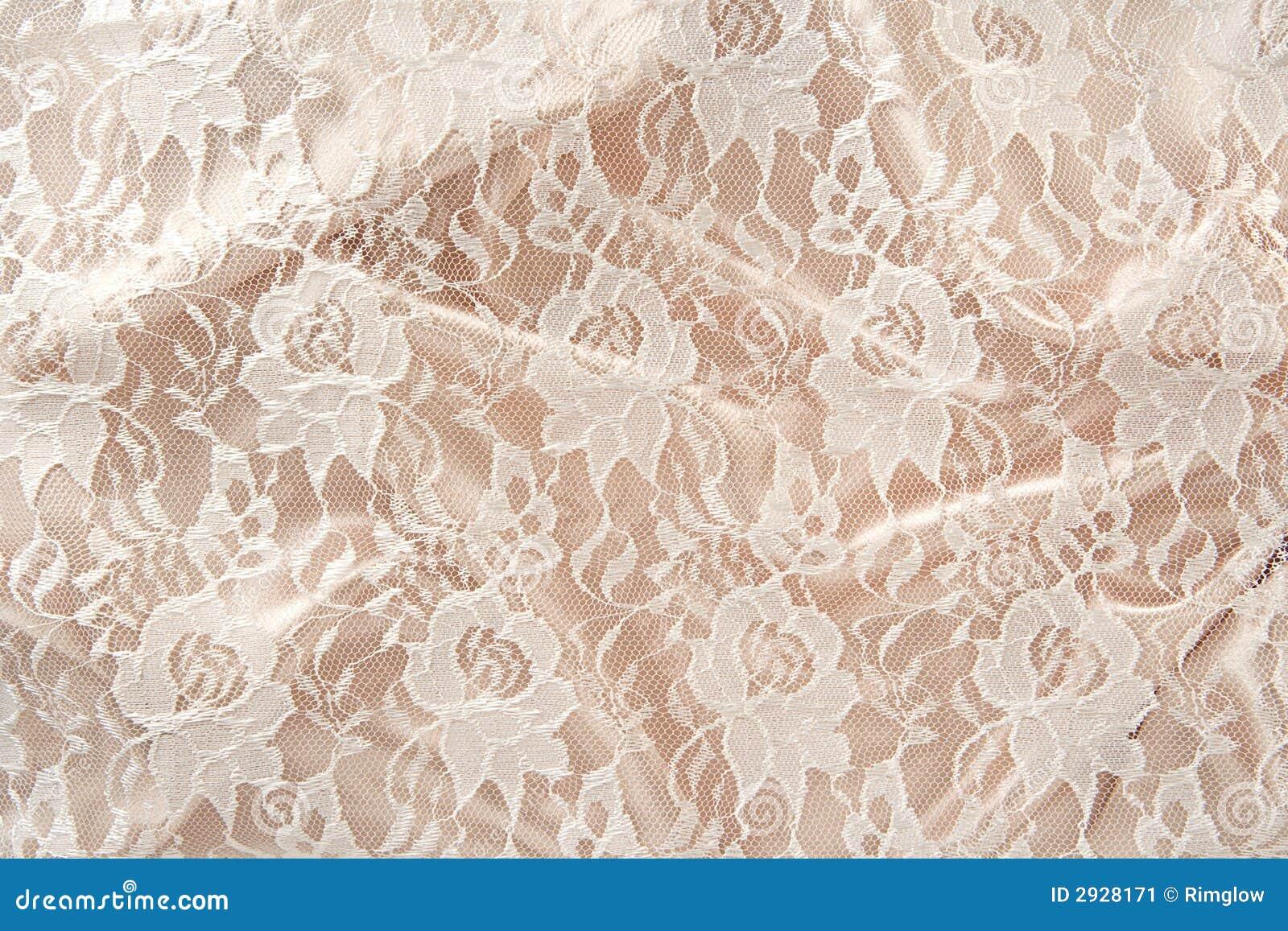 Satin Amp Lace Stock Image Image 2928171