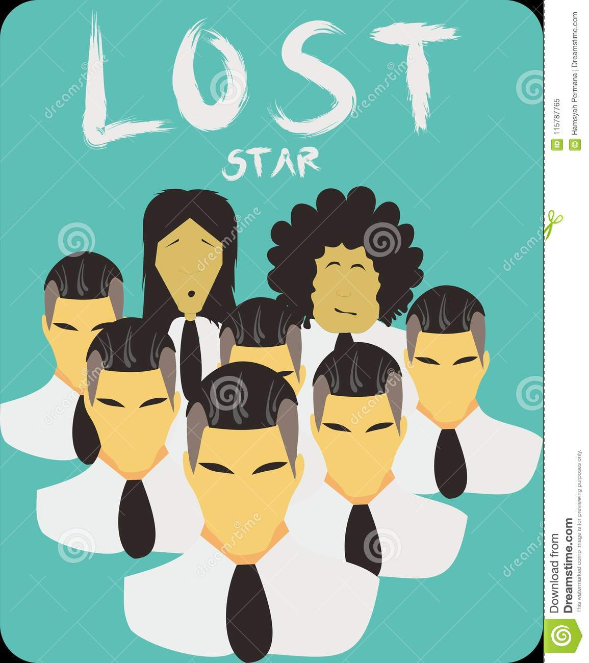 Lost Star When Your Style Make It Stuck In The Middle Know Where