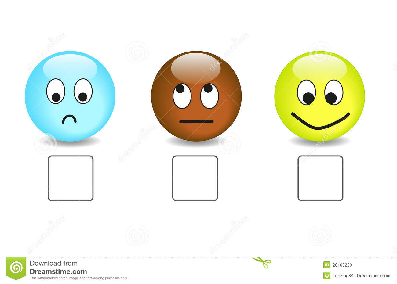 Writing Smiley Face Satisfaction Questionn...