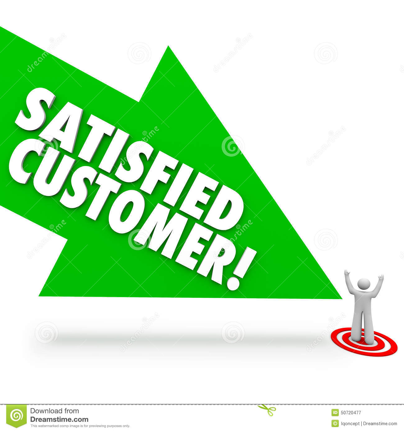 satisfaction of customers It takes continuous effort to maintain high customer satisfaction levels as markets shrink, companies are scrambling to boost customer satisfaction and keep their current customers rather than devoting additional resources to chase potential new customers the claim that it costs five to eight.