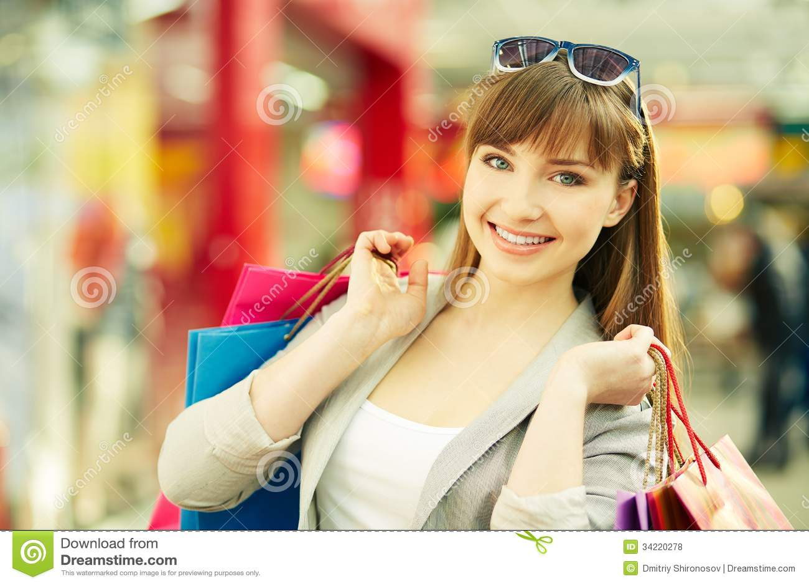 Satisfied Customer Royalty Free Stock Photos