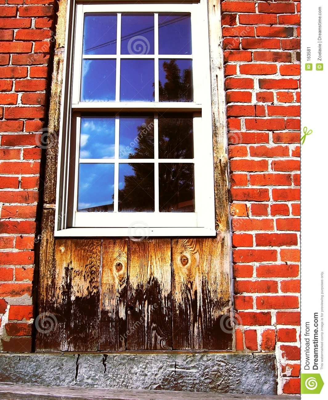 Saturated Window
