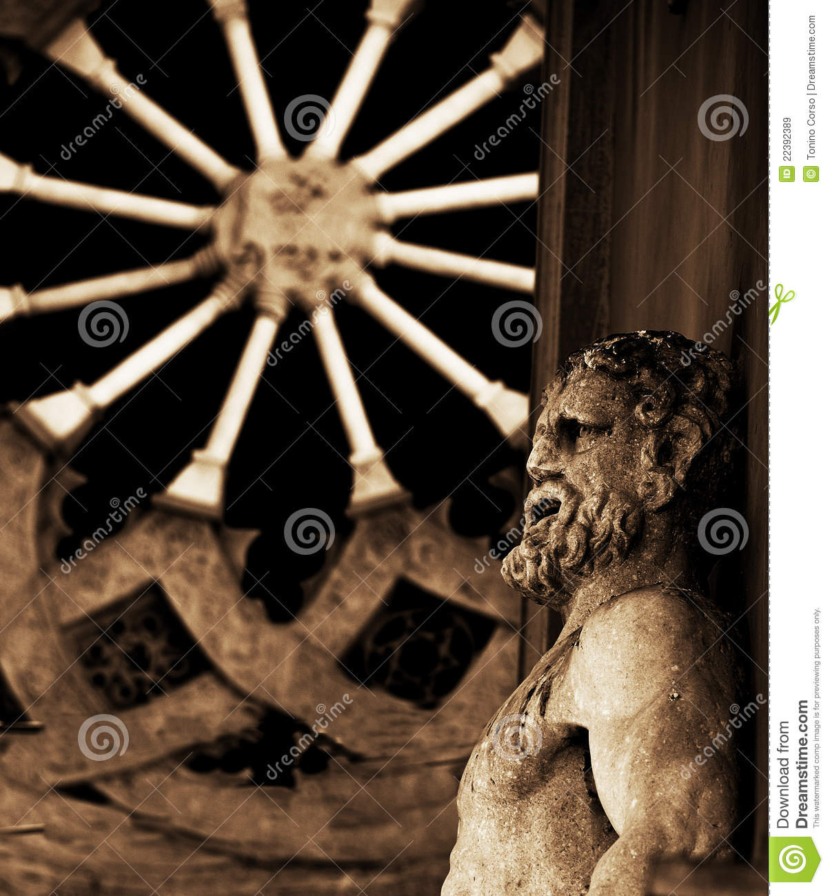 Saturn stock image  Image of sicily, prison, fortress - 22392389