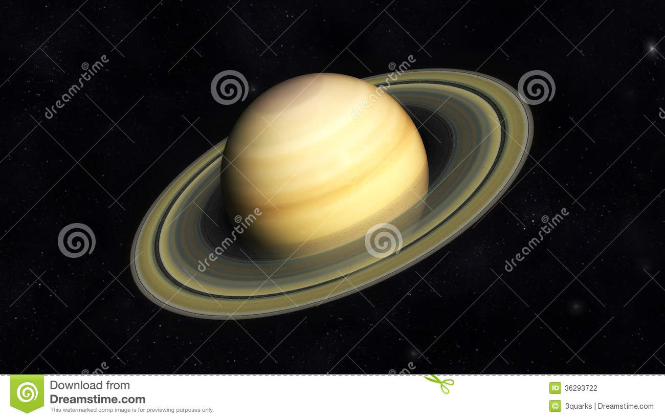 digital images of saturn the planet - photo #18