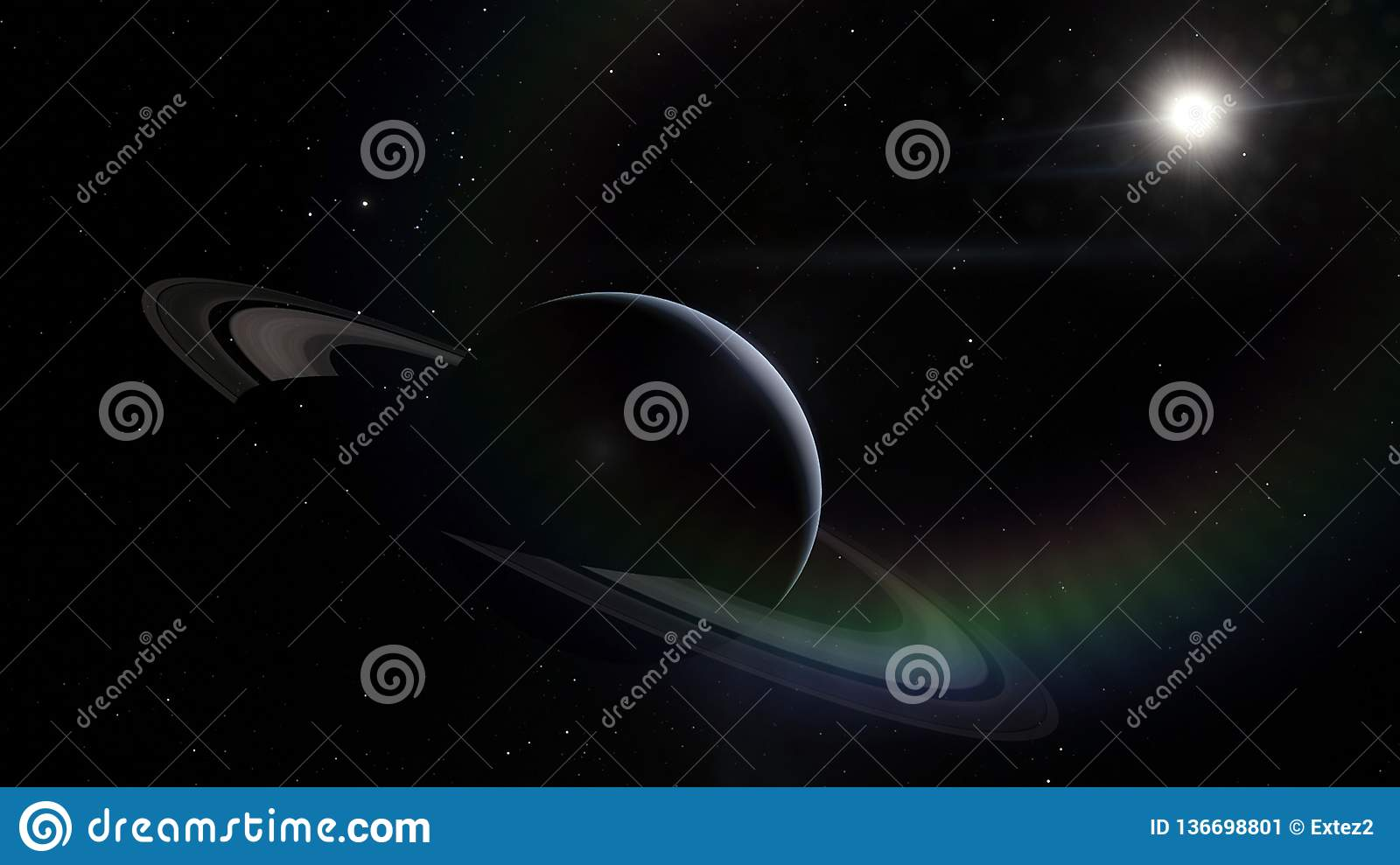 Saturn Science Fiction Space Wallpaper Incredibly