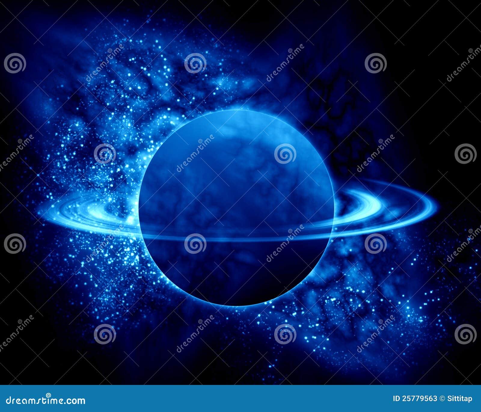 Saturno en el universo