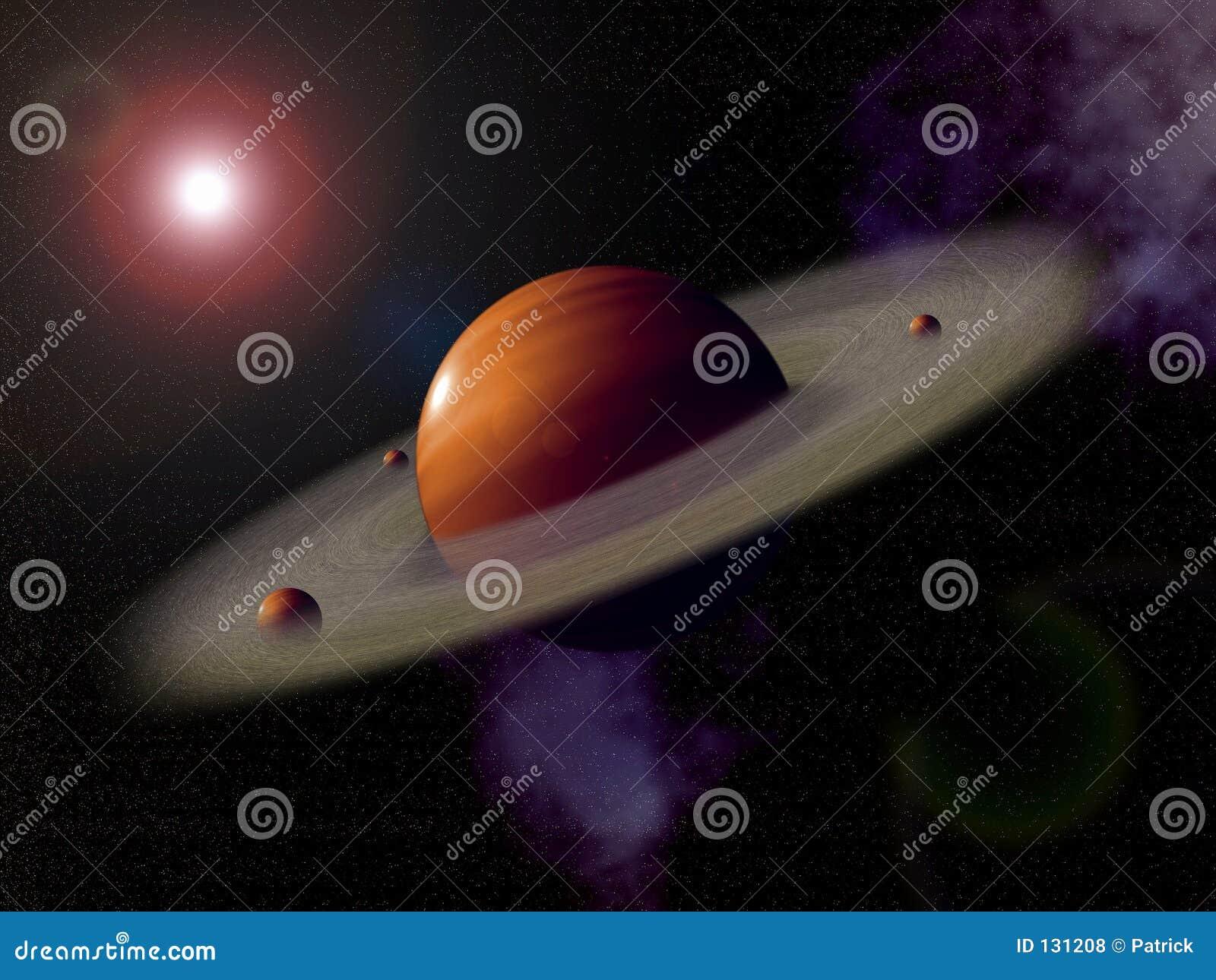 Saturnus.