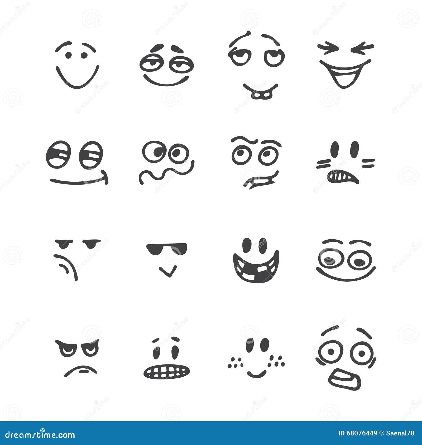 Gemütlich Emoji Gesichter Malvorlagen Bilder - Entry Level Resume ...