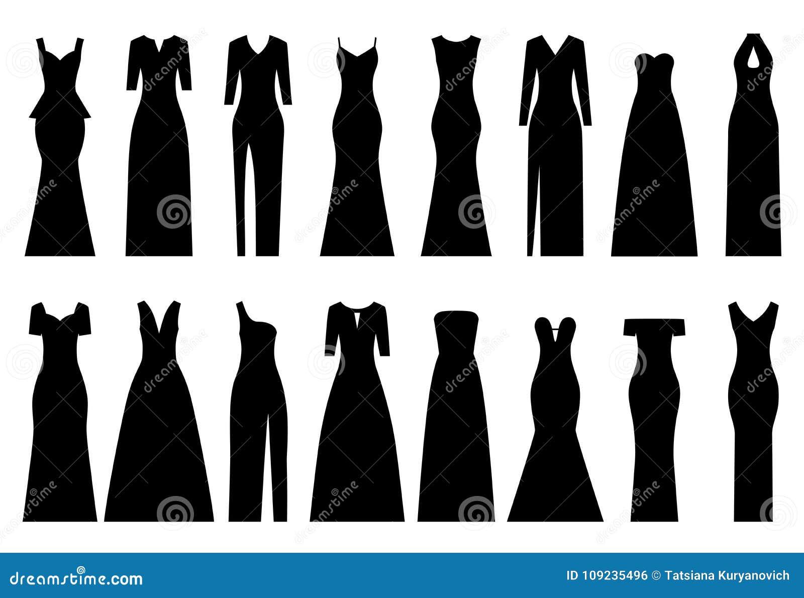 Großartig Fotos Von Abendkleidern Bilder - Hochzeit Kleid Stile ...