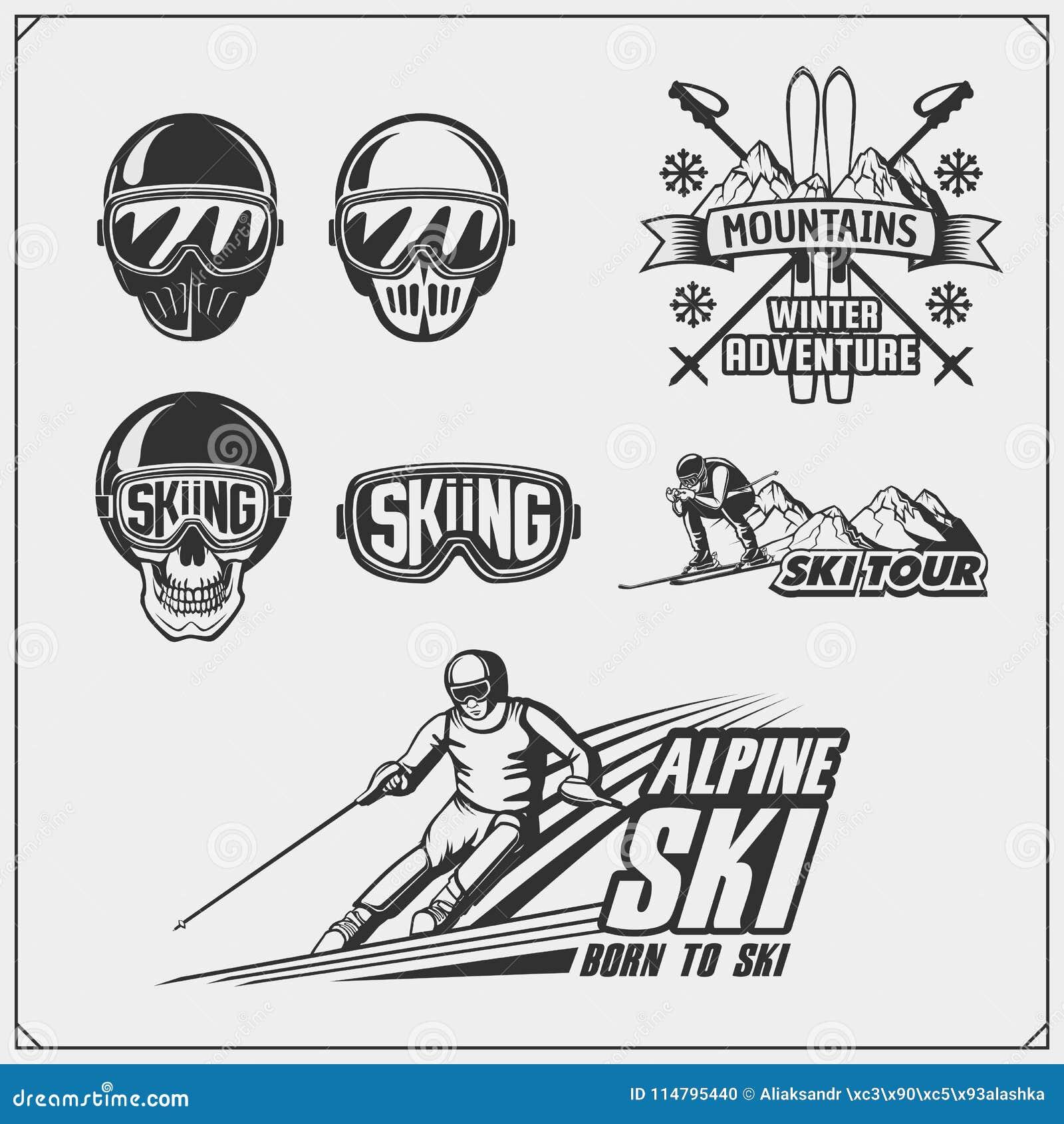 Fotos, lizenzfreie Bilder, Grafiken, Vektoren und Videos von Ski-Langlauf    Adobe Stock