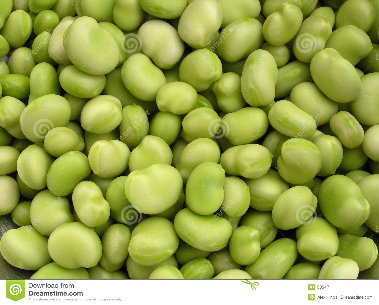 Saubohnen