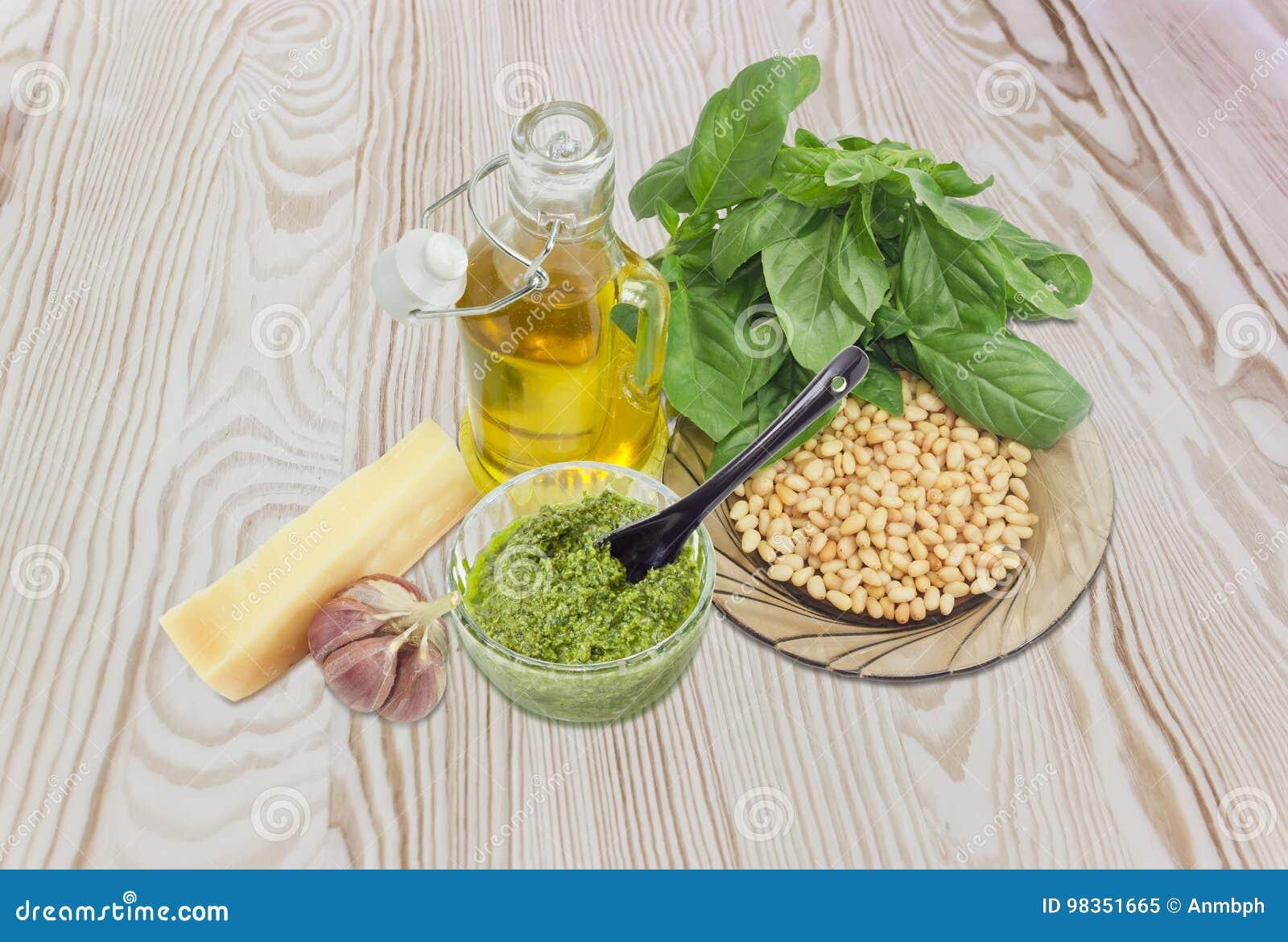 Raw Food Pesto Sauce Recipe